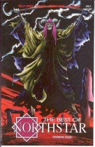 BEST OF NORTHSTAR (1992 ARPAD/NORTHSTAR) 1(1.95 CVR) VF COMICS BOOK