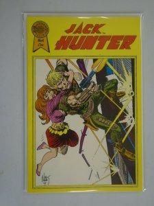 Jack Hunter #1 8.0 VF (1989 Blackthorne)