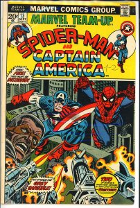 Marvel Team-Up #13 (1973)