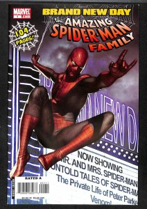 Amazing Spider-Man Family #1 (2008)
