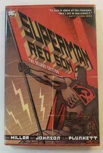 SUPERMAN RED SON THE DELUXE EDITION HARD COVER FIRST PRINT