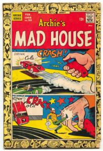Archie's Madhouse #59 1968- SABRINA- slot car VG-