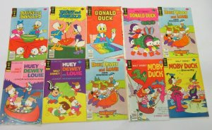 Disney Ducks comic lot 10 different books various conditions (Bronze years)