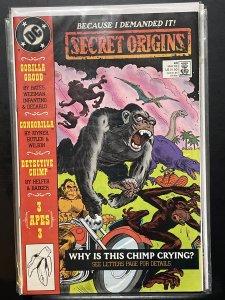 Secret Origins #40 (1989)