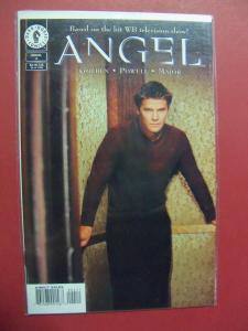 ANGEL #4 PHOTO COVER (9.4 or better) DARK HORSE