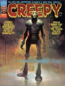 Creepy (1964 series) #72, Good+ (Stock photo)