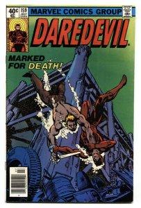 DAREDEVIL #159-Frank Miller-Bullseye Marvel VF/NM