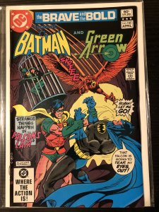 The Brave and the Bold #185 FN/VF DC comics