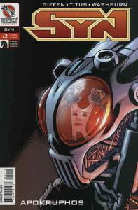 Syn #2 VF/NM; Dark Horse | save on shipping - details inside