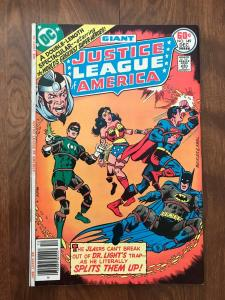 Justice League of America #149 (DC Comics; Dec, 1977) - Giant issue - Fine+/VF