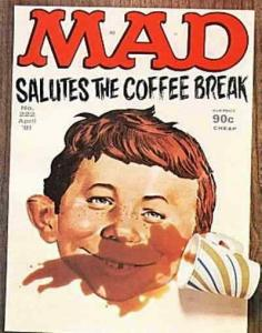 Mad #222 VG; E.C | low grade comic - save on shipping - details inside