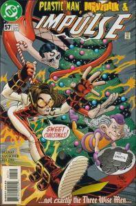 DC IMPULSE (1995 Series) #57 VF/NM