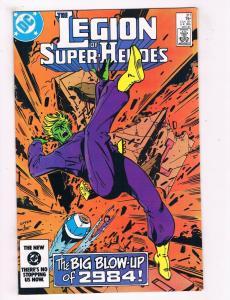 Legion Of Superheroes #311 FN DC Comics Comic Book Giffen May 1984 DE39 AD12