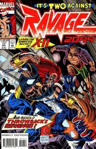 Ravage 2099 #17, VF- (Stock photo)