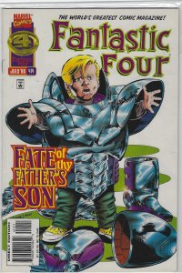 Fantastic Four #414 (1996)