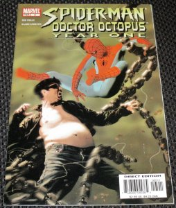 Spider-Man/Doctor Octopus: Year One #5 (2004)