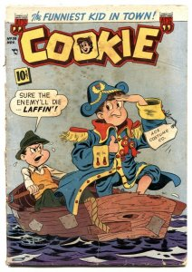 Cookie #39 1952- Golden Age humor comic G