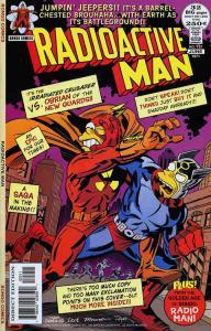Radioactive Man (Vol. 2) #197 VF/NM; Bongo   save on shipping - details inside