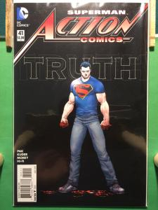 Action Comics #41 The New 52