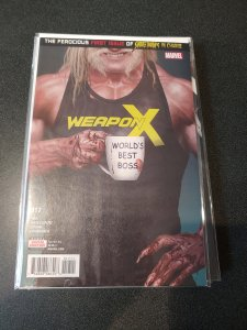Weapon X #17 (2018)