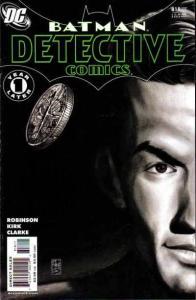 Detective Comics (1937 series) #818, VF+ (Stock photo)