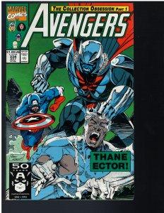 Avengers #334 (Marvel, 1991)