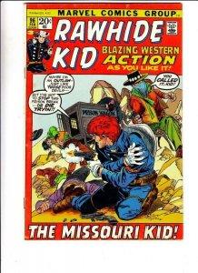 Rawhide Kid # 96 strict FN+  artist Bill Everett inks!