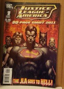 JLA 80-Page Giant 2011 #1 (2011)