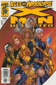 X-Men Unlimited #26 VF/NM; Marvel | save on shipping - details inside