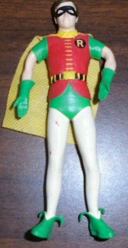 Robin Bendable Action Figure Toy NJCroce
