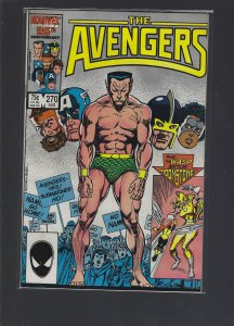 The Avengers #270 (1986)