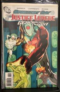 Justice League: Generation Lost #11 (2010)