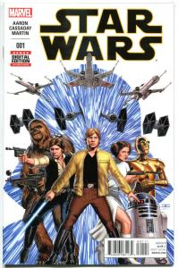 STAR WARS #1 2 3 4 5 6 7 8 9 10 11 12 13 14 15 16 17 18-20 + Annual #1, NM, 2015
