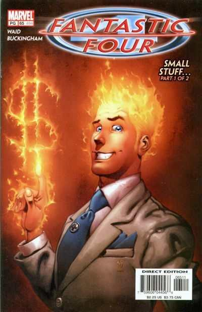 Fantastic Four (1998 series) #65, NM + (Stock photo)