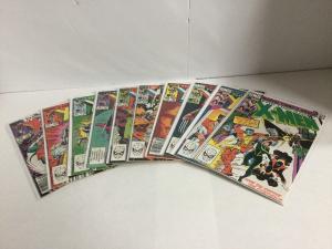 Uncanny X-Men 171-180 Lot Set Run Vf-Nm Very Fine-Near Mint Marvel Comics
