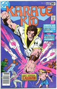 KARATE KID #15, VF, Kamandi, Legion of Super-Heroes, 1976, more DC in store