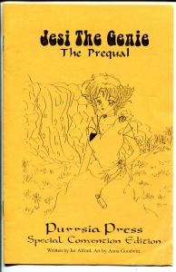 Jesi The Genie-The Prequel-Special Convention Edition-limited printing-FN