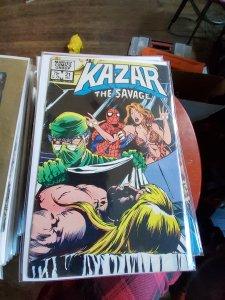 Kazar the Savage #21