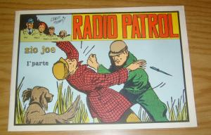 Radio Patrol (Italian Reprint) #50 VF; Comic Art | save on shipping - details in