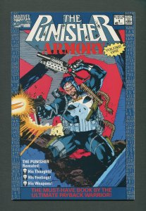 Punisher Armory #1 /  9.8 NM-MT /  July 1990