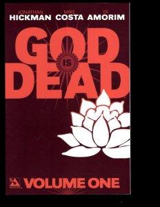 God Is Dead Vol. # 1 Avatar Comic Book TPB Graphic Novel Hickman Costa J400