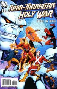 Rann-Thanagar Holy War #3, NM (Stock photo)