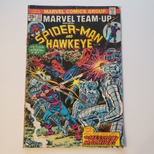 Marvel Team Up #22