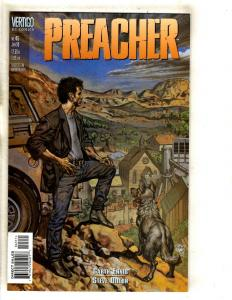 10 Preacher DC Vertigo Comic Books # 45 46 47 49 50 51 52 53 54 55 Ga Ennis MF18