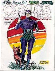 Comics Revue #75 FN; Comics Interview   save on shipping - details inside