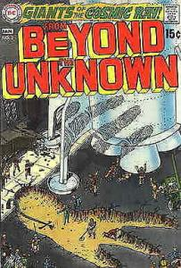 From Beyond the Unknown #2 VG; DC   low grade comic - save on shipping - details