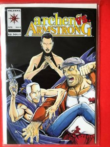 ARCHER & ARMSTRONG V1 #7 1990's VALIANT /  HIGH QUALITY