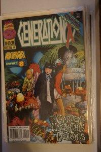 Generation X (FR) #2 (1998)