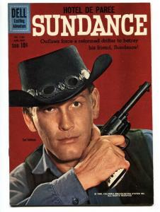 Hotel De Paree Sundance-Four Color Comics #1126-1960-Dell-Earl Holliman-VF/NM