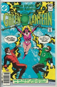 Green Lantern # 129 Strict NM- High-Grade Artist Jim Starlin Inks, Star Saphire